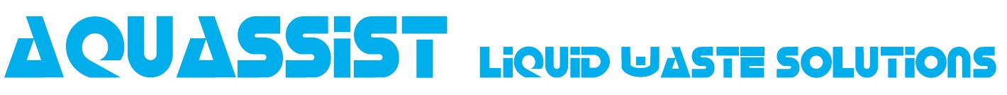 Aquassist liquid waste solutions logo